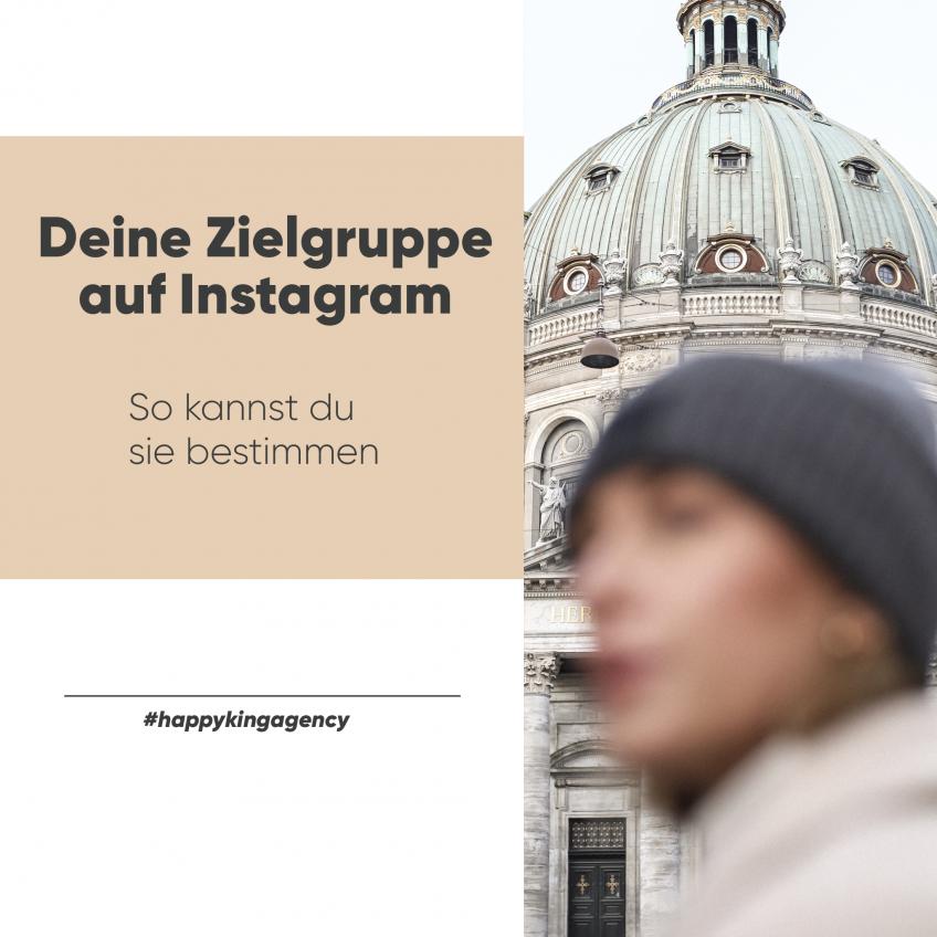 Deine Zielgruppe auf Instagram – So kannst du sie bestimmen